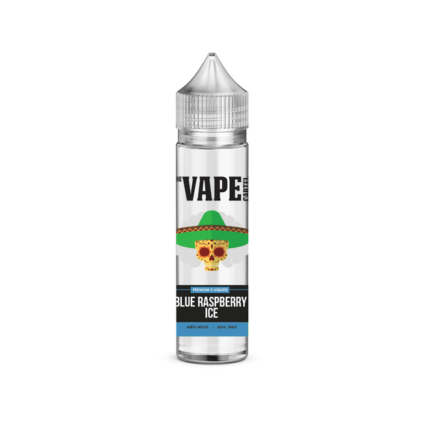 Blue Rasp Ice MTL (60ml)