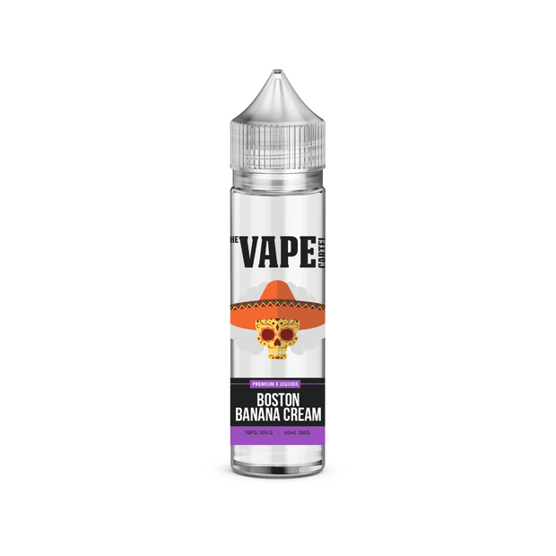 Boston Banana Cream (60ml)