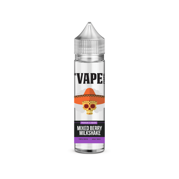 Mixed Berry Milkshake (60ml)