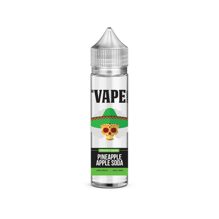 Pineapple Apple Soda MTL  (60ml)