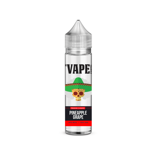 Pineapple Grape MTL  (120ml)