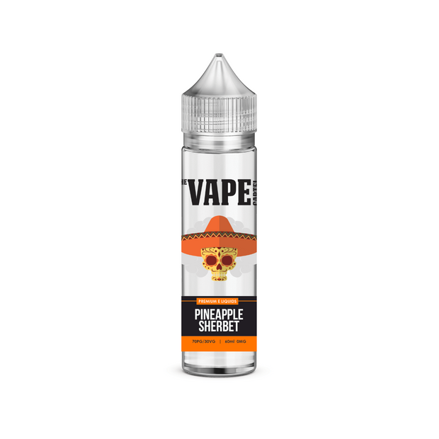 Pineapple Sherbet (60ml)
