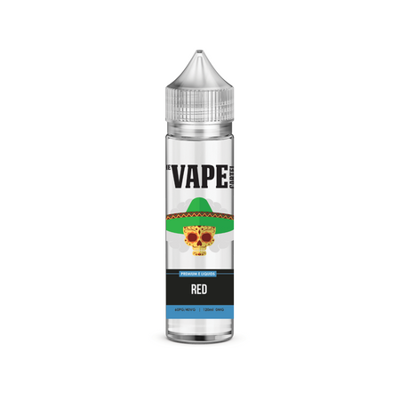 Red MTL  (120ml)