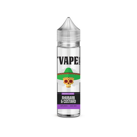 Rhubarb & Custard MTL (60ml)