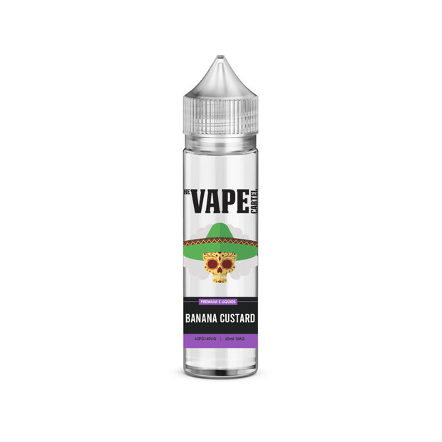 Banana custard MTL (60ML)