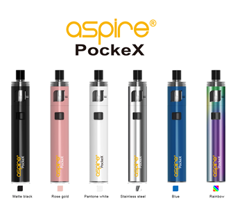 Aspire Pockex Kit (MTL)
