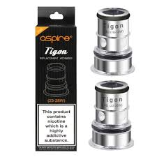 Aspire tigon - pack of 5