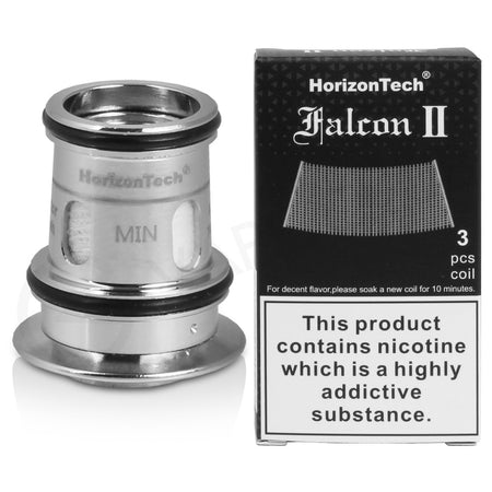 HorizonTech Falcon II Sector Mesh Replacement Coils - Pack of 3