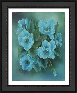 The Blue Poppies