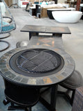 Beautiful Solid All Weather Resistant 4 Coffee Tables