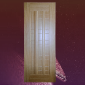 Bamboo Interior Door With  Casing