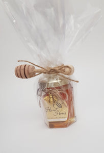 160g Gift Wrapped Natural Raw WA Honey
