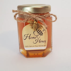 160g Natural Raw WA Honey Jar