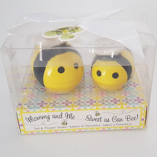 Home Honey Salt & Pepper Shakers