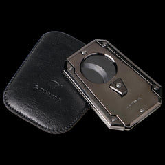COHIBA New Product Luxury Thicken Cigars Cutter Cigar Cutter - CedarHumidor