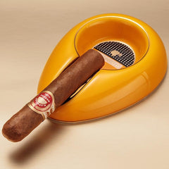 COHIBA Cigar Ashtray Ceramic - CedarHumidor