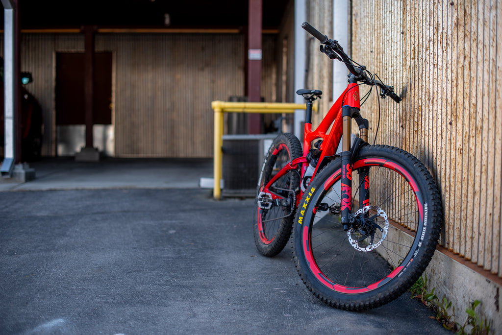 "Seek 27.5"" Transcend 33i - Wheelset"