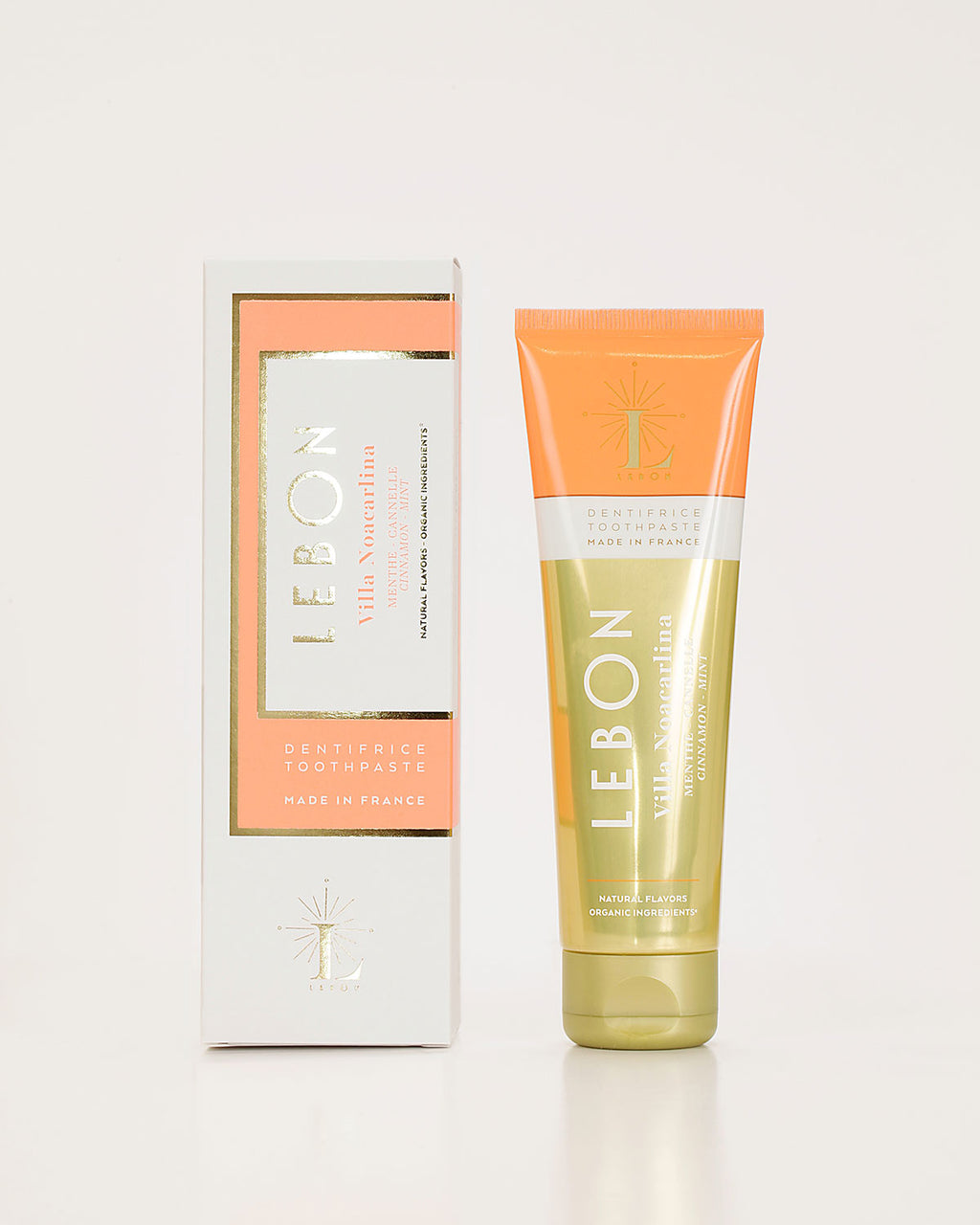LeBon VIA NOACARLINA Toothpaste 2.5oz/74 ML