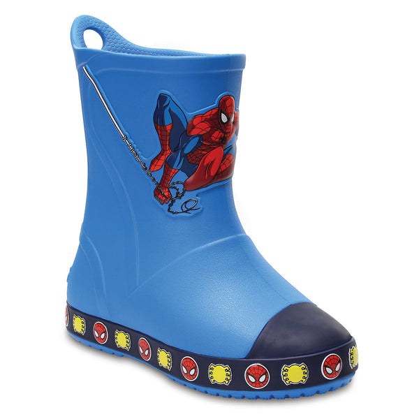 Crocs Bump it Spiderman Boot