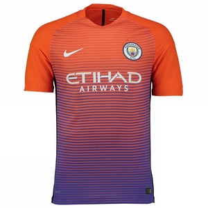 16-17 Manchester City Third Away Jersey Shirt