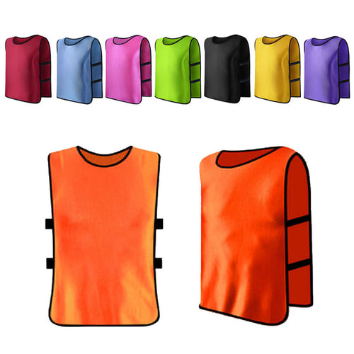 Children Soccer Training Pinnies