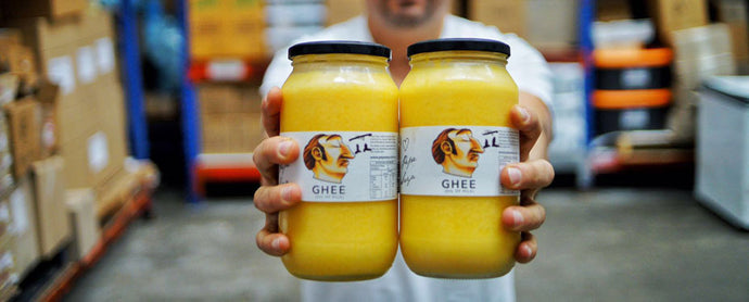 O M GHEE! Why You Need Ghee In Your Life!