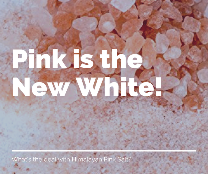 Pink Is The New White!