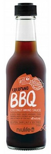 Niulife Organic Coconut Barbeque Sauce 250ml
