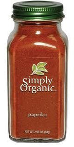 Simply Organic Ground Paprika 84g (Kosher)