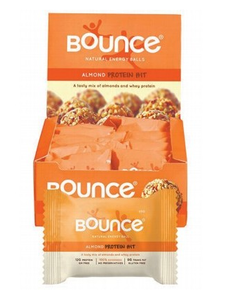 Bounce Energy Balls Almond Box 12x49g