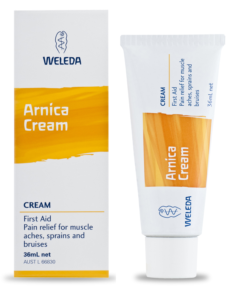 Weleda Arnica Cream 36ml CLEARANCE