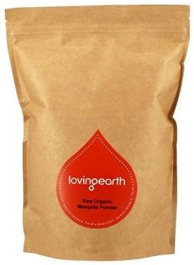 Loving Earth Raw Organic Mesquite Powder 250g