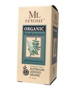 Mt Retour Frankincense Essential Oil 10ml