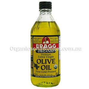 Bragg Organic Premium Extra Virgin Olive Oil 473ml