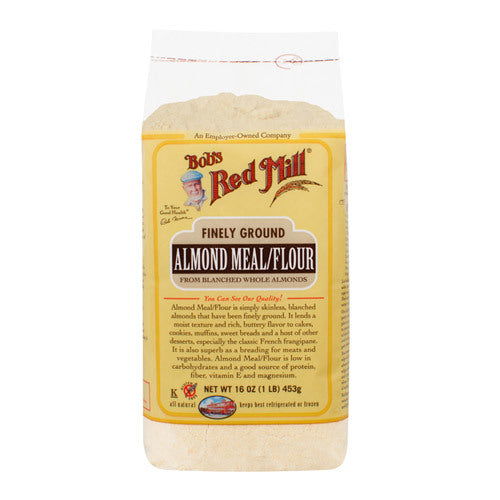 Bob's Red Mill Almond Meal Natural 453g