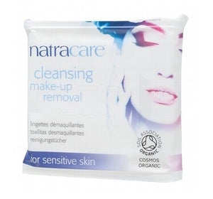 Natracare Make-up Removal Wipes 20