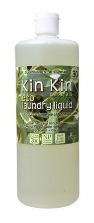 Kin Kin Naturals Laundry Liquid Eucalypt & Lemon Myrtle 1050ml