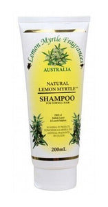 Lemon Myrtle Fragrances Shampoo Lemon Myrtle 200ml