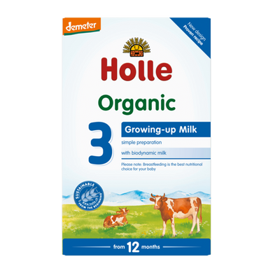Holle Organic Follow-on Formula 3 - 400g