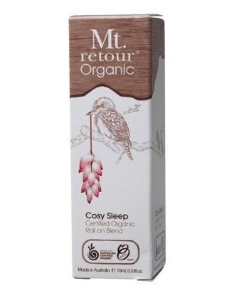 Mt Retour Cosy Sleep Blend Roll-On Essential Oil 10ml