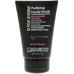 Giovanni D:tox System Purifying Face Scrub 113g