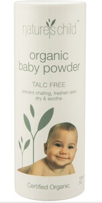 Nature's Child Baby Powder 100g