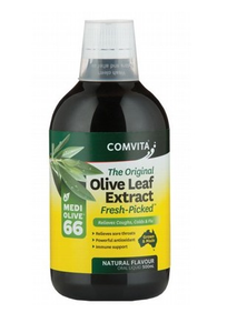 Comvita Olive Leaf Extract Natural 500ml