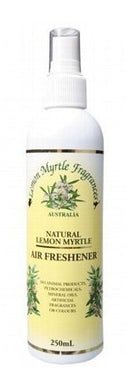 Lemon Myrtle Fragrances Air Freshener 250ml