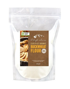 Chef's Choice Organic Buckwheat Flour 500g