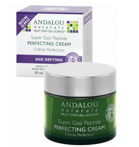 ANDALOU NATURALS Age Defying Super Goji Peptide Perfecting Cream 50ml