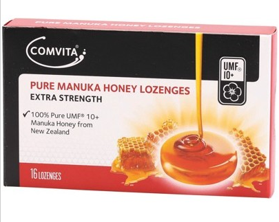 Comvita Pure Manuka Honey Lozenges UMF 10+