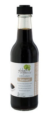 Global Organics (Gluten & Wheat Free) Tamari 250ml