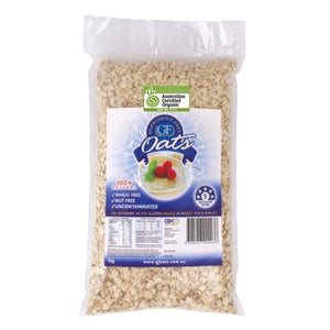Gloriously Free Uncontaminated Oats 1kg