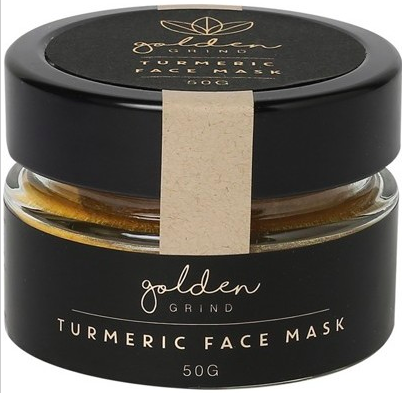 Golden Grind Turmeric Face Mask - Dry Powder 50g